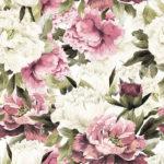 Wallpaper Murah Motif Floral AL-D-055
