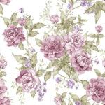 Wallpaper Murah Motif Floral AL-D-057