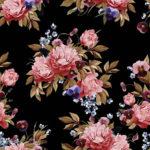 Wallpaper Murah Motif Floral AL-D-058