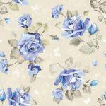 Wallpaper Murah Motif Floral AL-D-061