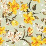 Wallpaper Murah Motif Floral AL-D-062