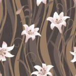 Wallpaper Murah Motif Floral AL-D-067