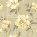Wallpaper Murah Motif Floral-AL-D-074