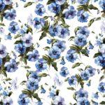 Wallpaper Murah Motif Floral AL-D-083