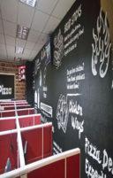 Wallpaper Restoran Domino Pizza
