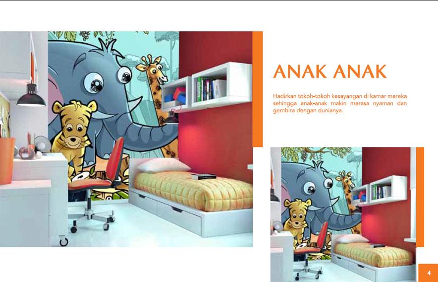 Gambar Wallpaper Dinding Anak anak