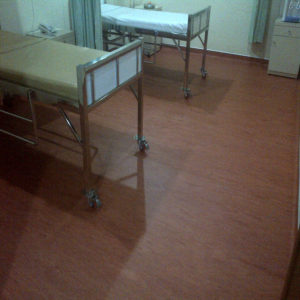 Pemasangan Kamar Rumah Sakit