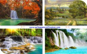 Wallpaper Pemandangan Alam