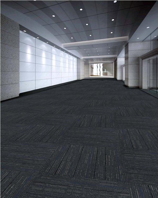 Pola Pemasangan Karpet Lantai Tile